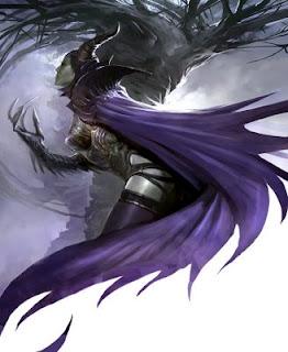 Cake Mix Maleficent