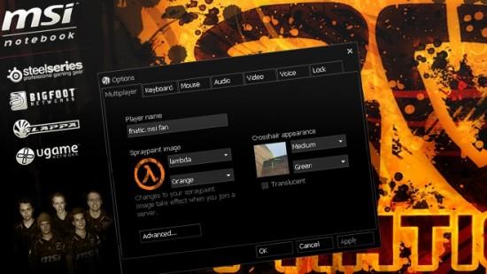 2012 TÉLÉCHARGER 1.6 FNATIC GUI CS