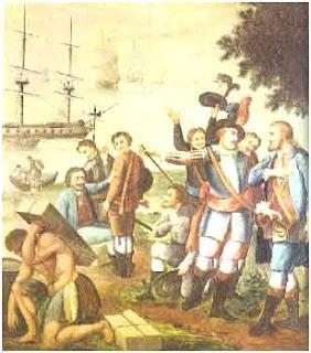Evolucion de la Policìa Nacional: PERIODO COLONIAL 1534-1822