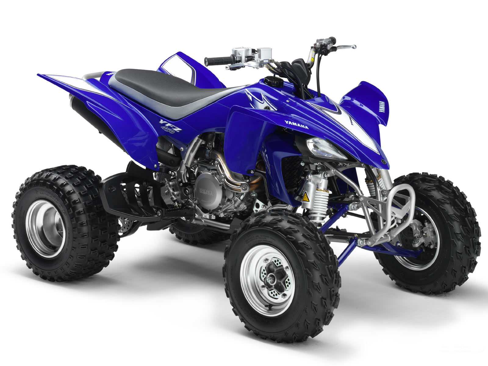 2007 yamaha yfz450 atv pictures review specifications. Black Bedroom Furniture Sets. Home Design Ideas