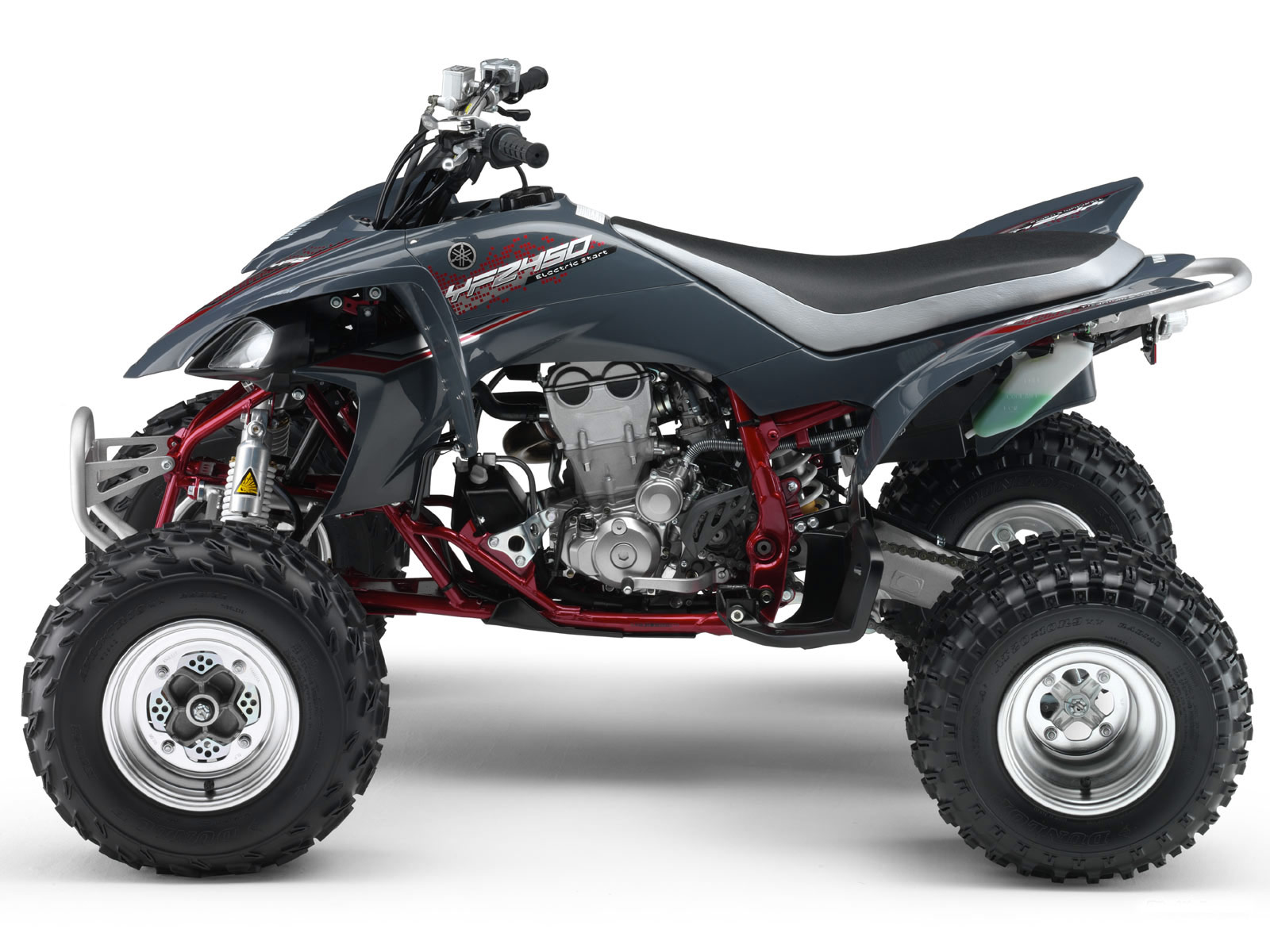 Yamaha Yfz 450 Pictures