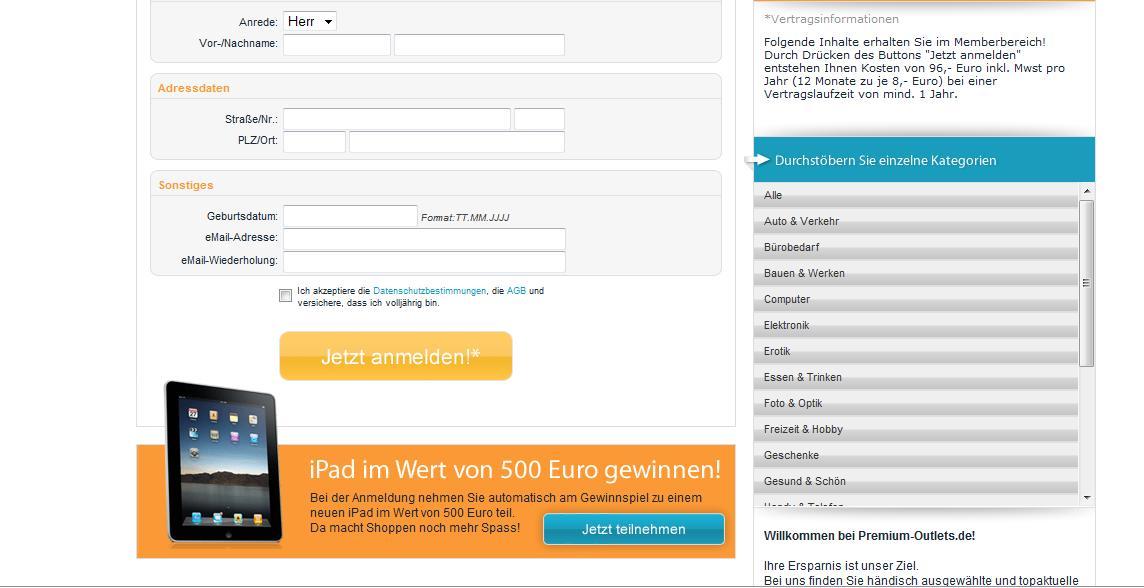 News Tipps Und Infos Gegen Abzocke 2010