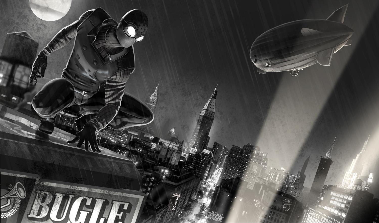 Spider Man Shattered Dimensions 4k Hd Desktop Wallpaper: Hugo Puzzuoli: October 2010