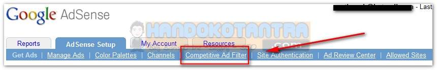 Competitive Ad Filter2