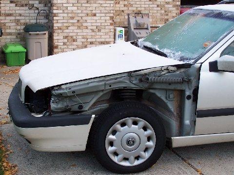 Car Accident Tucumcari Nm