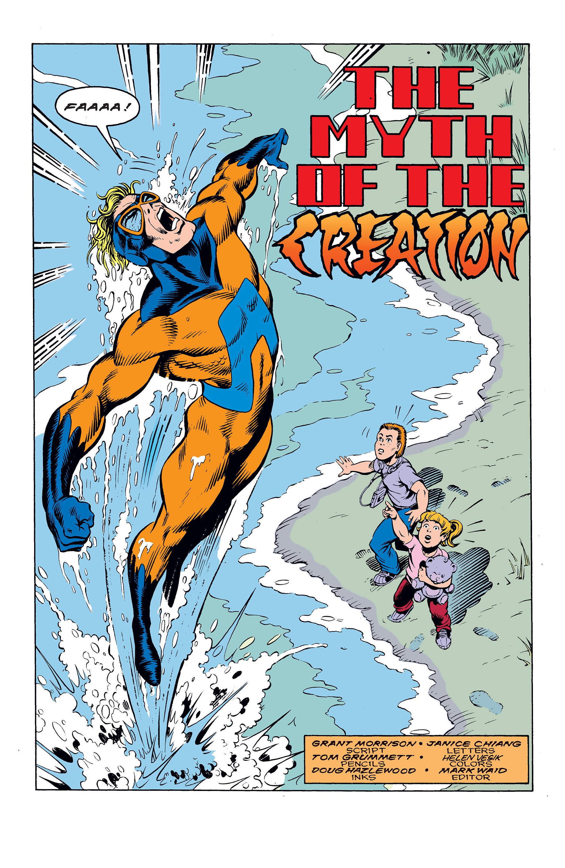 Read online Animal Man (1988) comic -  Issue #10 - 3