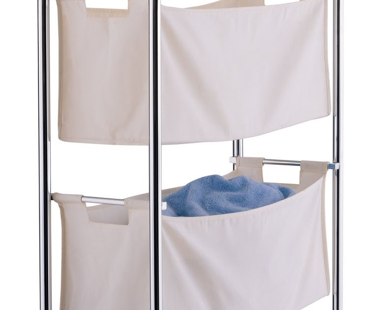 Home Reviewed 3 Tier Laundry Sorter