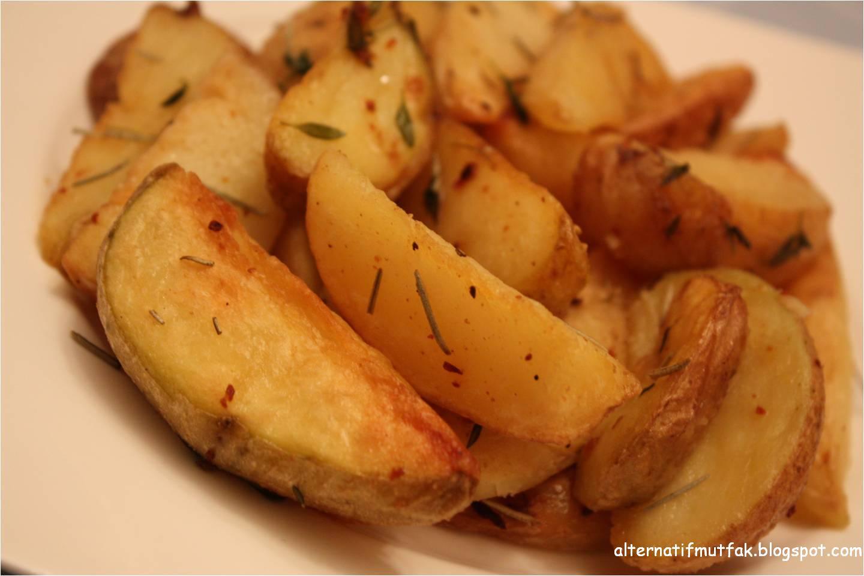 Patates En Sağlıklı Nasıl Pişirilir