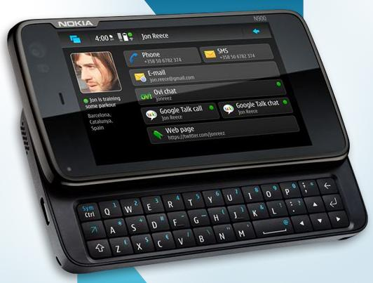 Nokia N900 Software