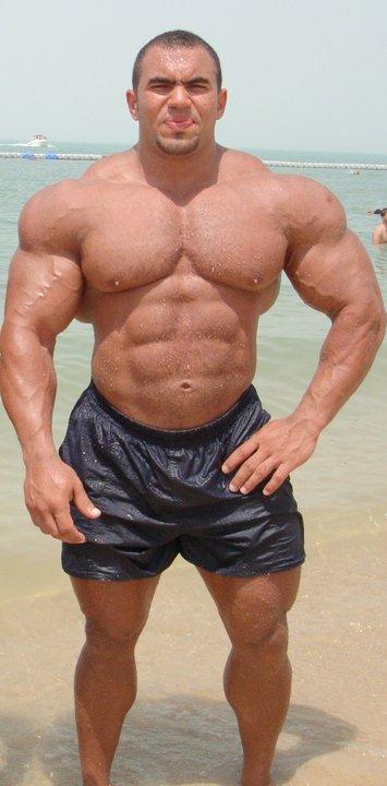 Muscle Lover: Mohamed Salama (PART 1)