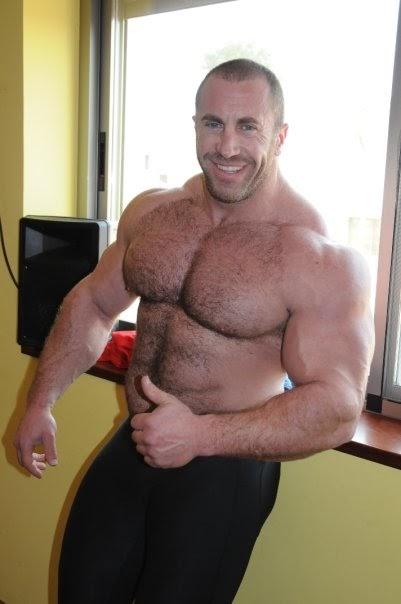 Big muscle nude Nude Photos 36