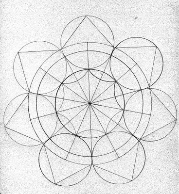 May Day Press: Sacred Geometry