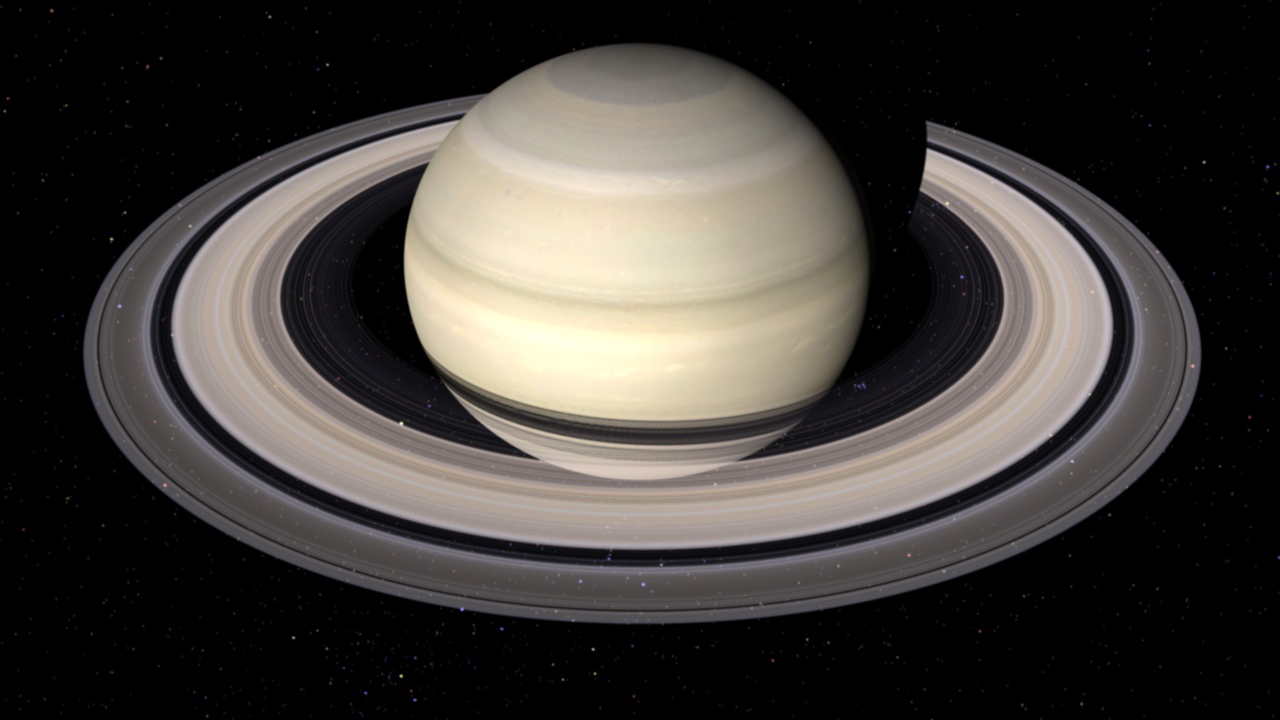 planet saturn rings - photo #22