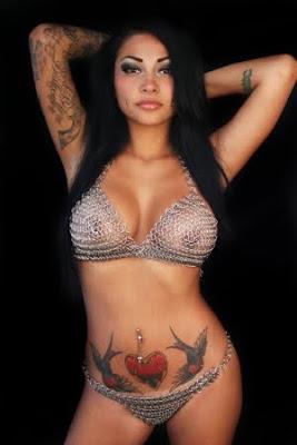Hot Tat Women 116