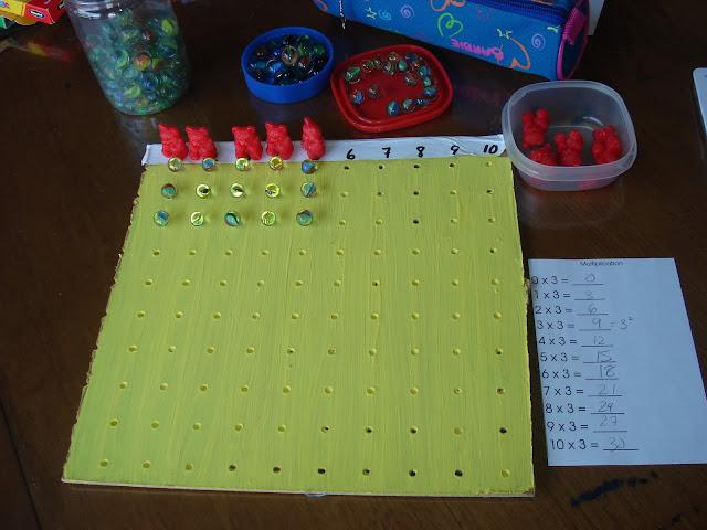 طرق تعليم جدول الضرب للأطفال طرق تعليم جدول الضرب للأطفال