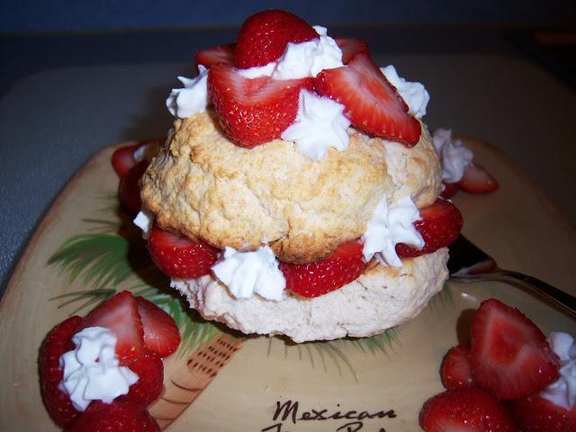 Old Fashioned Strawberry Shortcake.....its always the freshest and ...