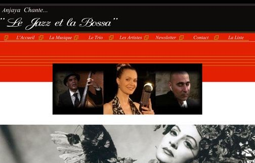 jazz trio Paris, Jazz in Monaco, Wedding jazz musicians France