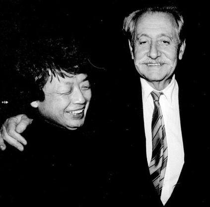 4BildCasa Shiro Kuramata e Ettore Sottsass insieme a Tokyo