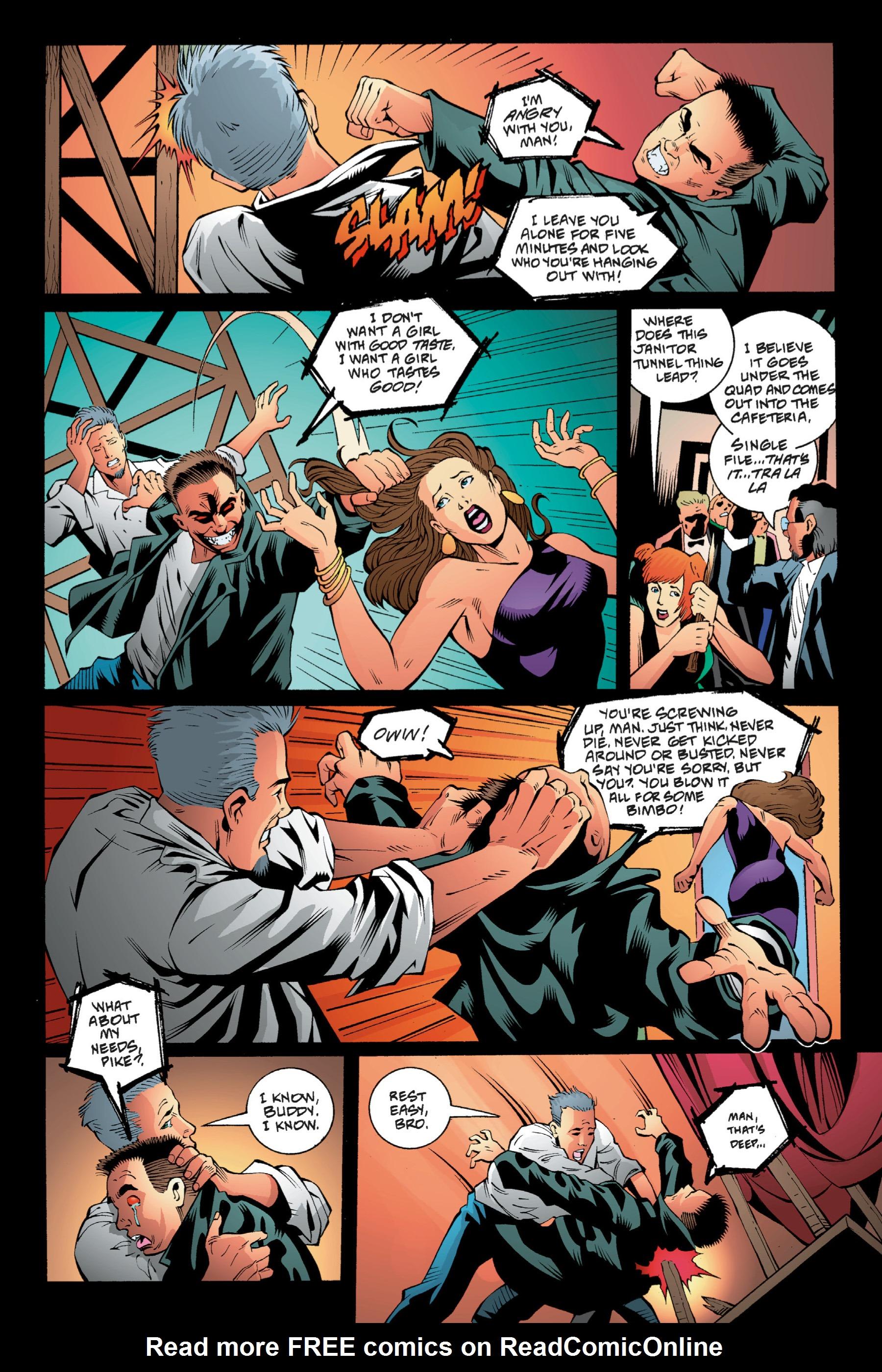 Read online Buffy the Vampire Slayer: Omnibus comic -  Issue # TPB 1 - 93