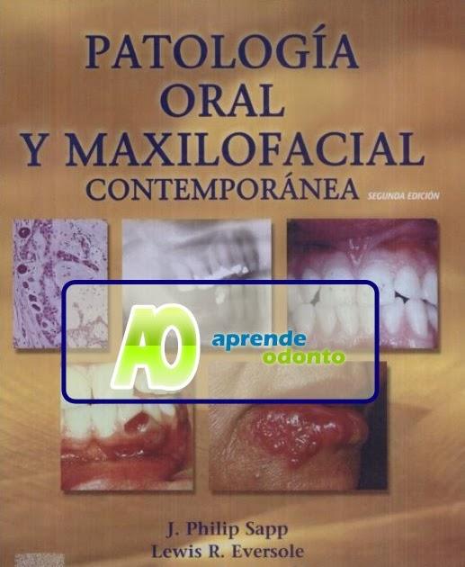 libro patologia oral y maxilofacial contemporanea gratis
