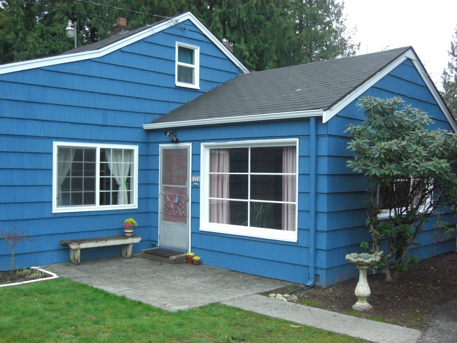 House With Mother-in-law Cottage Shoreline, WA $335,000