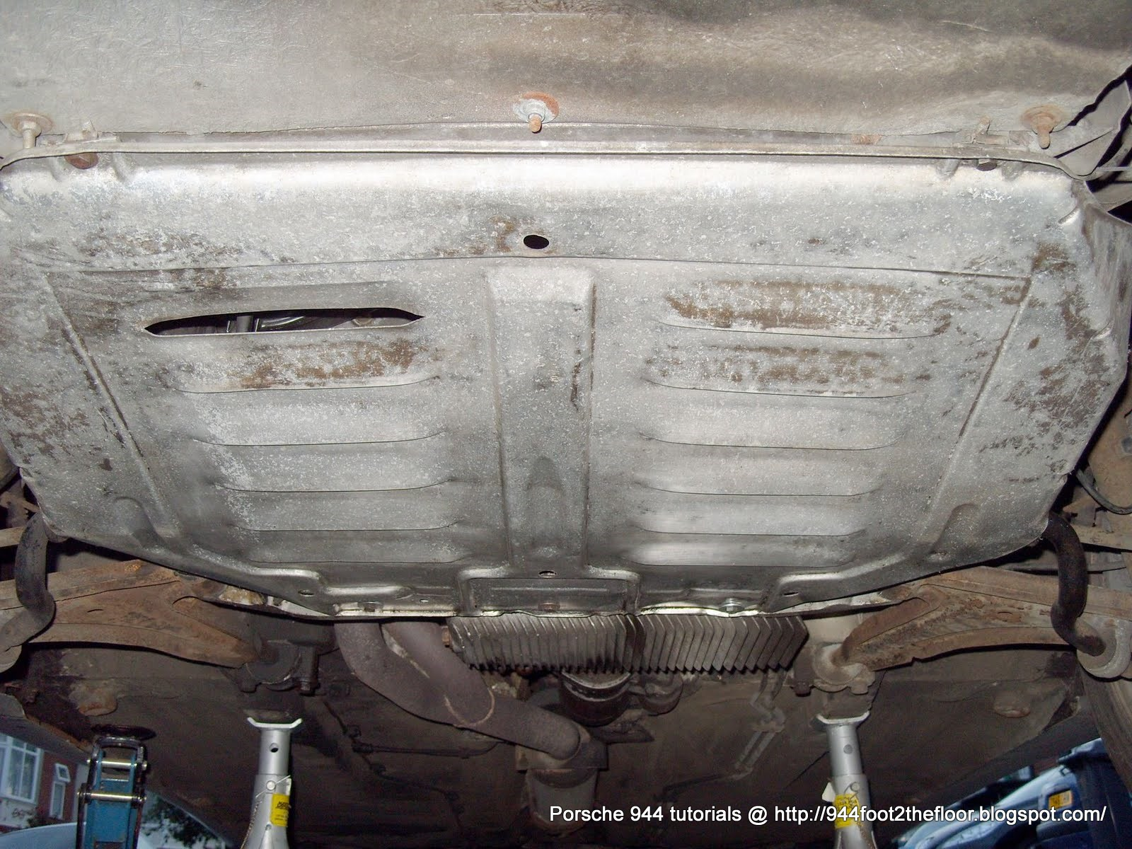 944 Foot To The Floor: How to remove and replace OPRV (Oil