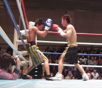 ホールでリング禍 八巻選手緊急手術 | Boxing News(ボクシングニュース)