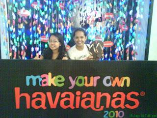 Havaianas, Make Your Own Havaianas