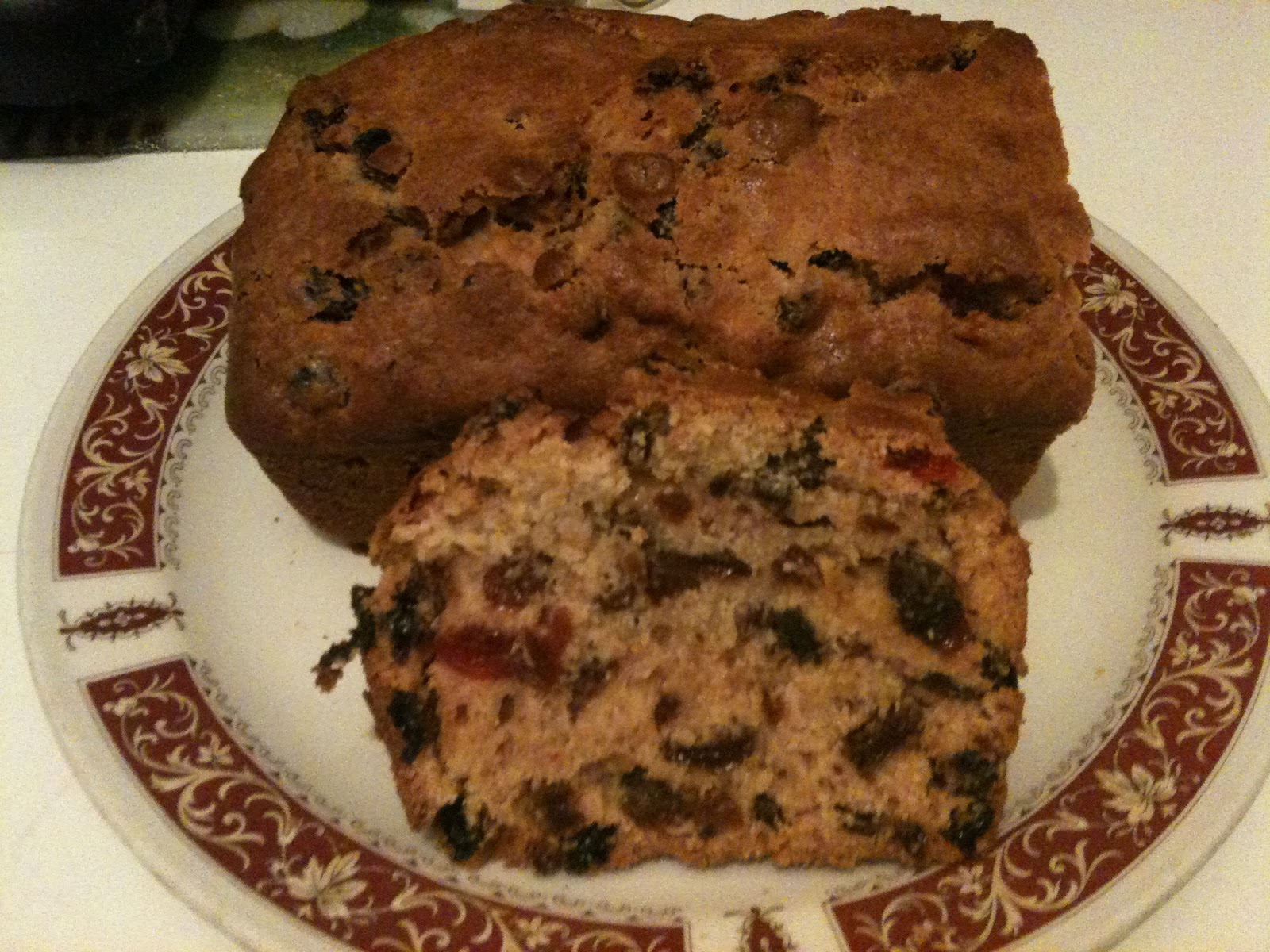 Fruit Cake Recipe Loaf Pan: Nicole's Cakes: Boiled Fruit Cake