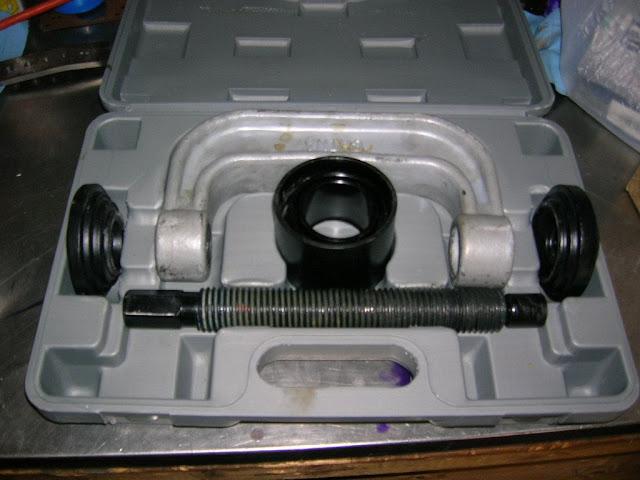 E39 528 Powerflex Thrust Arm Bushings Replacement Deutsh