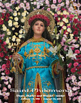 St. Philomena, virgin and martyr