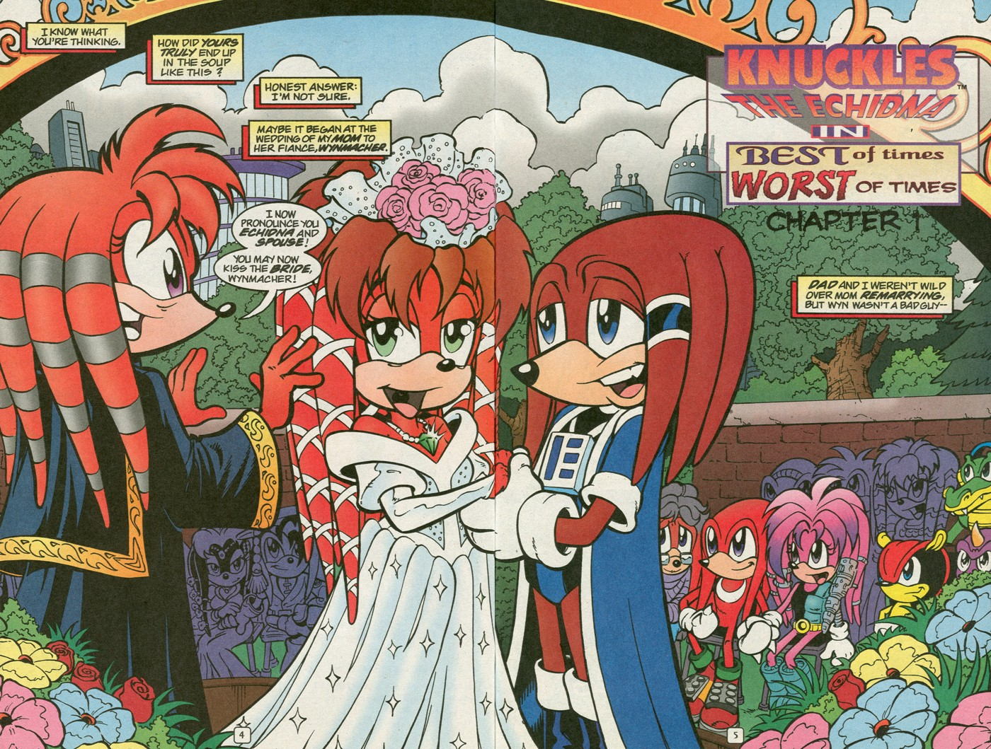 Read online Sonic Super Special comic -  Issue #14 - best of times - 18