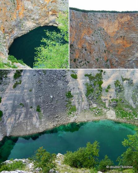 Imotski - Crveno i Modro jezero