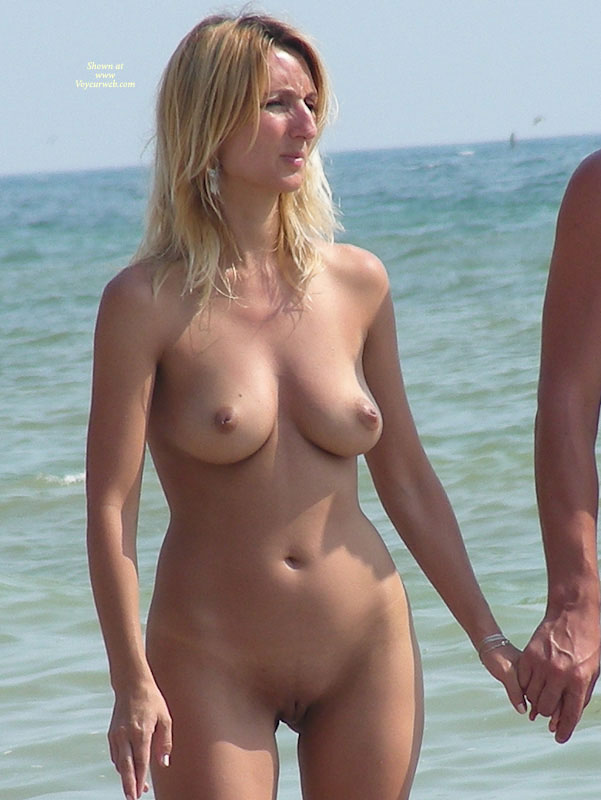 Like your Nude wife sucking titty on beach excellent