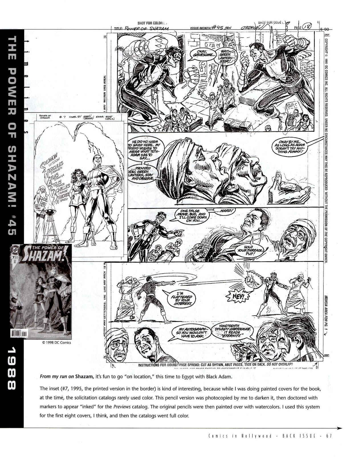 Back Issue issue 5 - Page 69