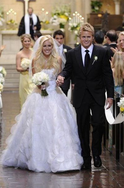 Lauren Conrad Her Life Her Fashion Her Style Inside The Spencer Pratt And Heidi Montag Wedding Event