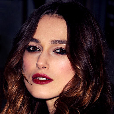 Beauty And Elegance Tribute To Burgundy Lips