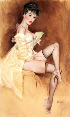 Fritz Willis pin up