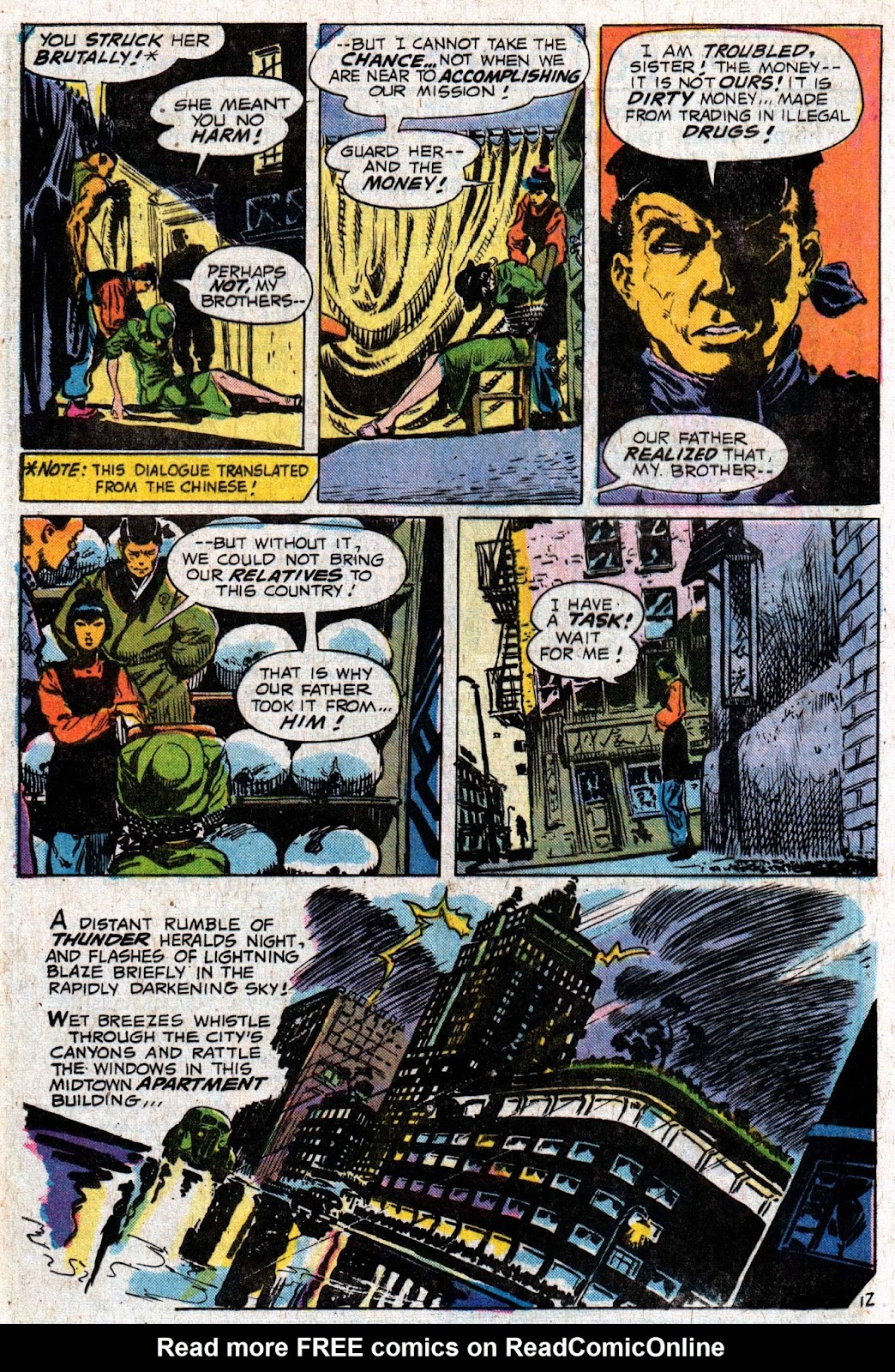 The Shadow (1973) issue 6 - Page 20
