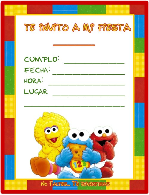 Invitaciones Para Imprimir De La Chilindrina Imagui