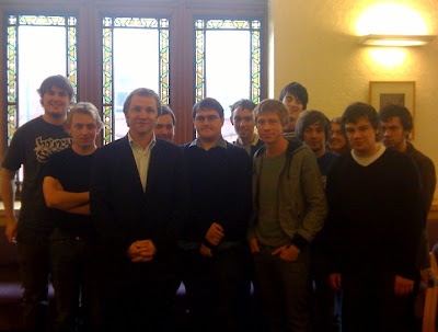 Enemies of Democracy - Manchester Labour Students