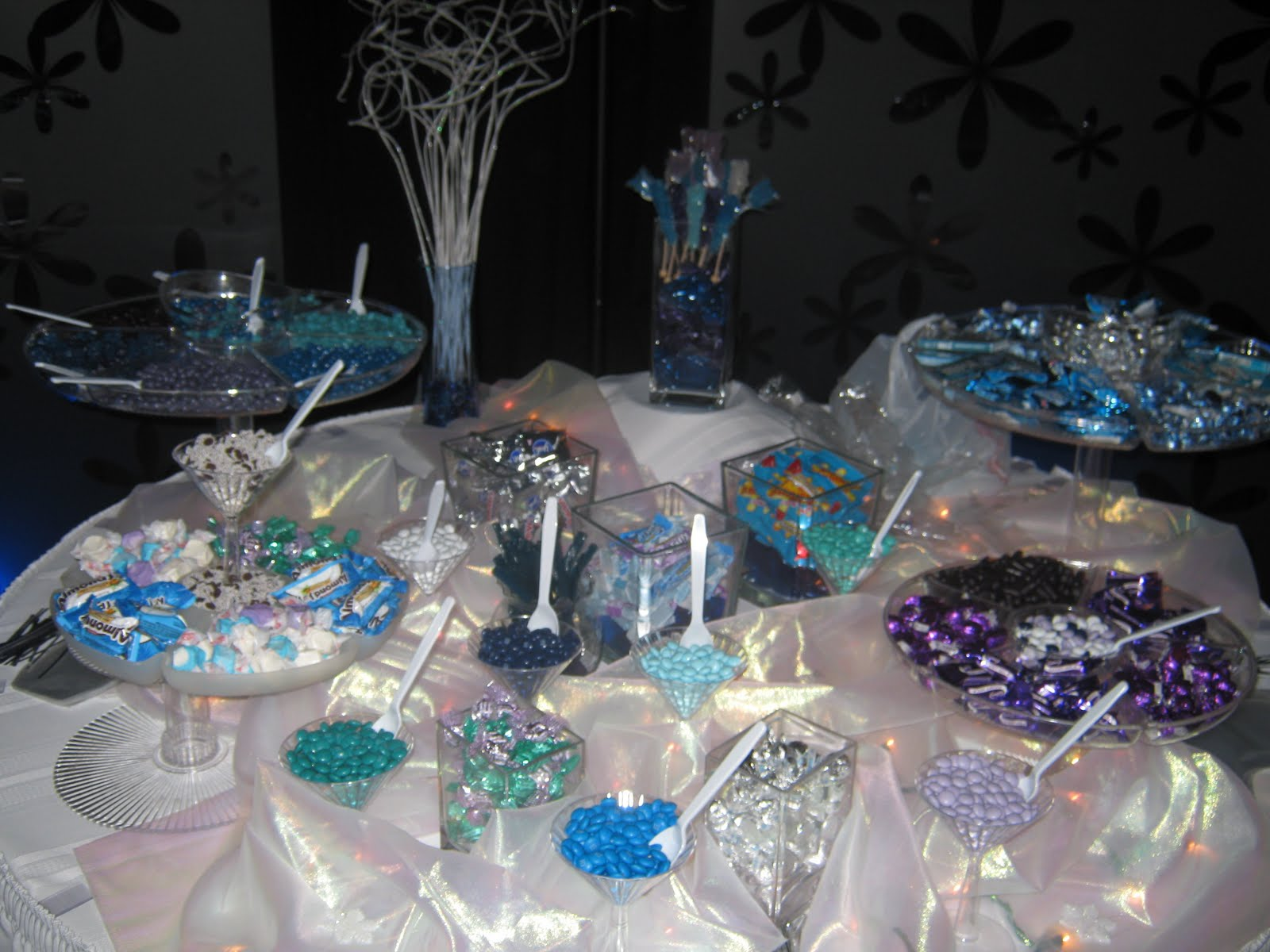 Sweet T's Cake Design: Sweet 16 Winter Wonderland/Ice ...