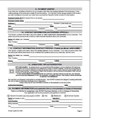 Medicare Application Form 9 medicare application forms to download