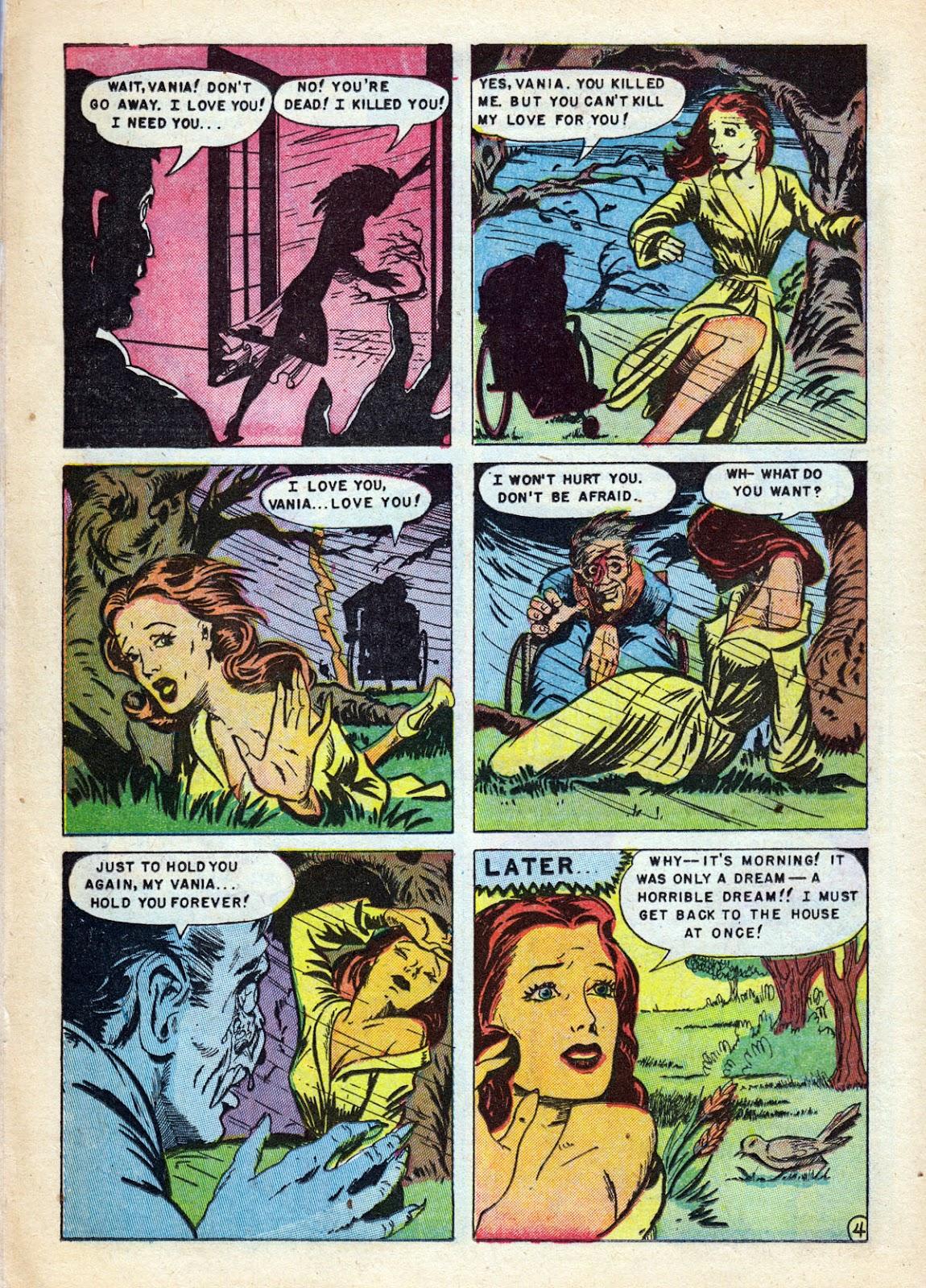 Dark Mysteries issue 1 - Page 14