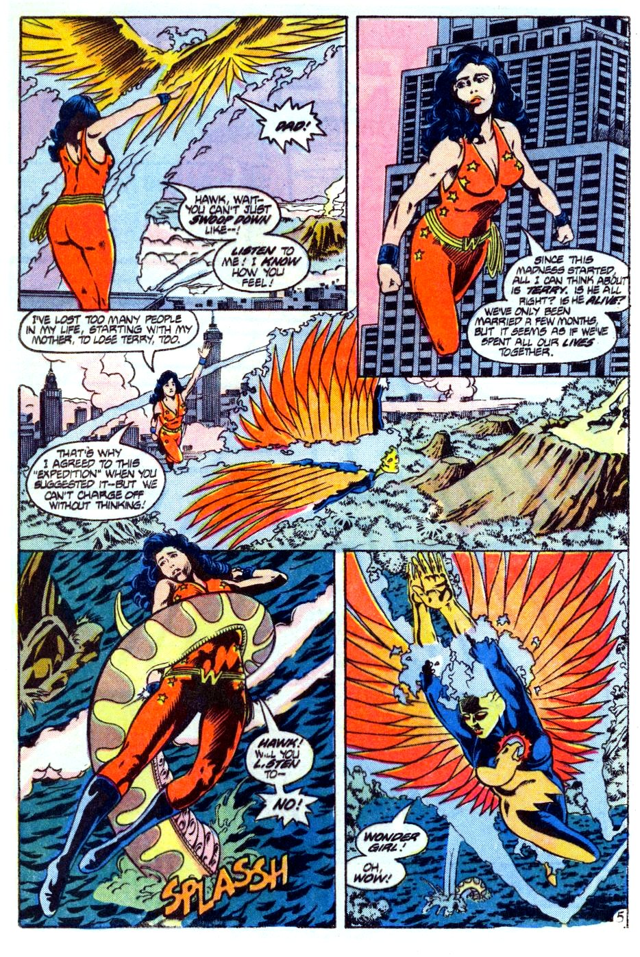 The Fury of Firestorm Issue #42 #46 - English 6