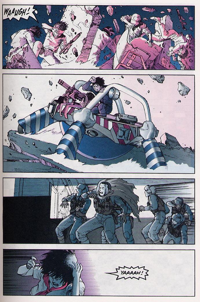 Read online Akira comic -  Issue #31 - 24