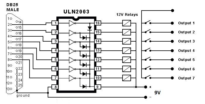relay logic circuits examples pdf