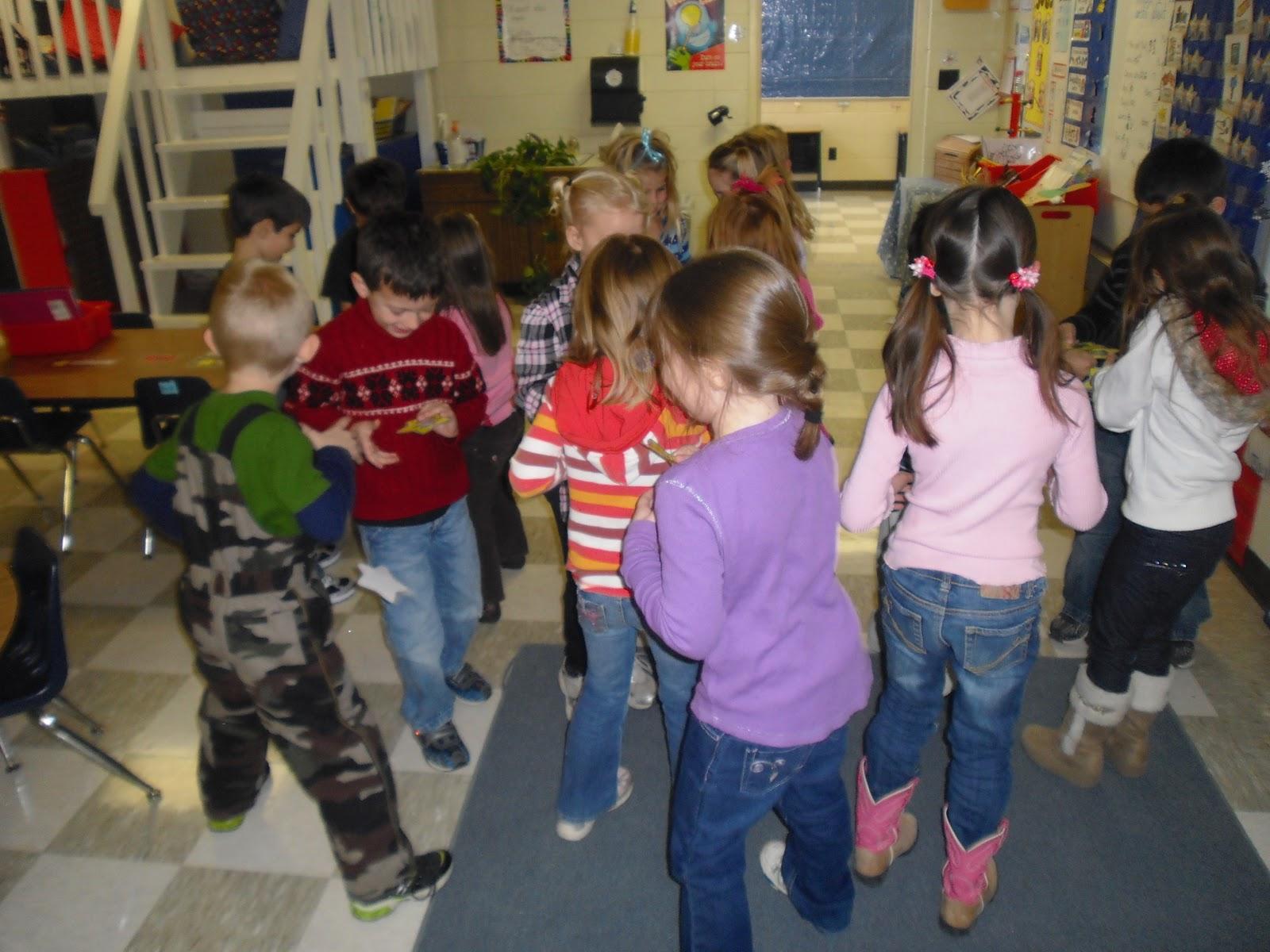 Littlecats Kindergarten January