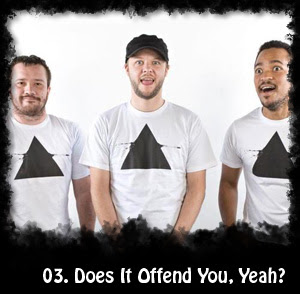 Does It Offend You, Yeah?