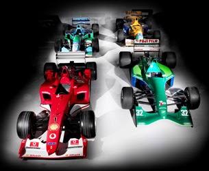 Continental Circus: Quem quer comprar os carros de Michael Schumacher?